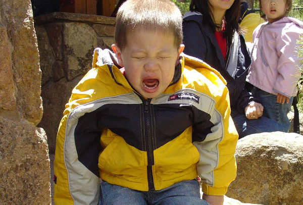 How do I get rid of my 2-year-old's tantrums?